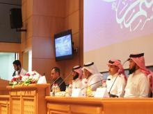 العمادة تشهد الملتقى العلمي في الطب البشري