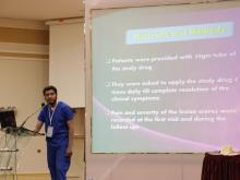 أنطلاق فعاليات المؤتمر العلمي السادس بجامعة سلمان